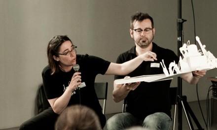 Camille Baladi et Arnaud Roi