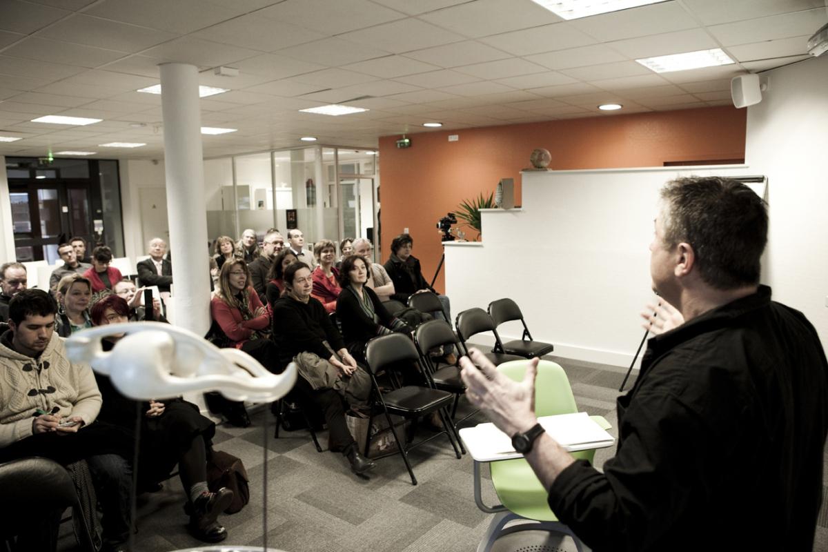 RŽveils CrŽatifs janvier 2013 La CantineToulouse avec StŽphane B