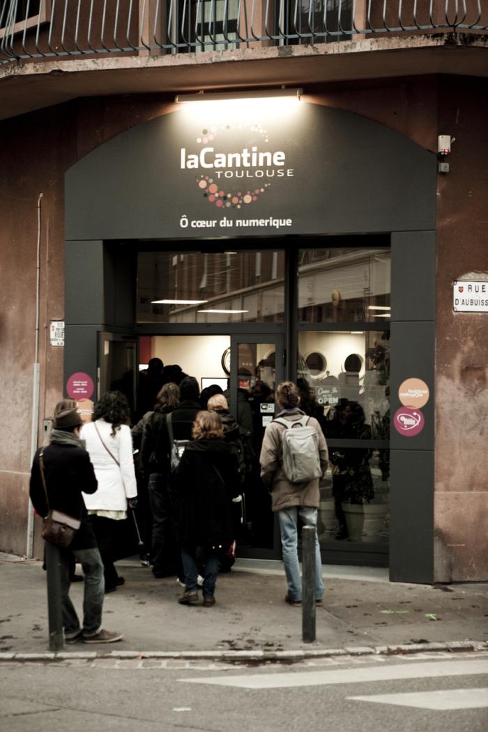 RŽveils CrŽatifs novembre 2012 La Cantine Toulouse avec Bernard
