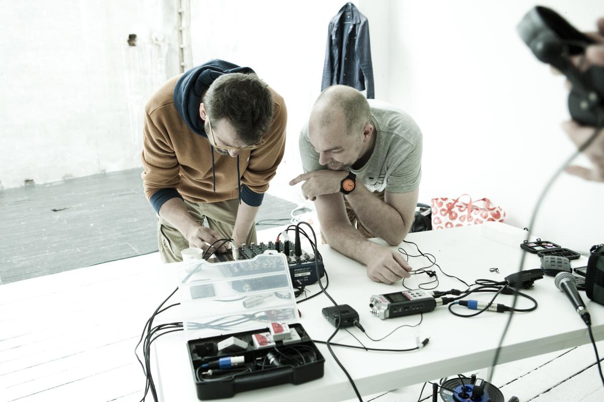 RC21 Fernand Richter au Studio Lucette Toulouse 21 mai 2014