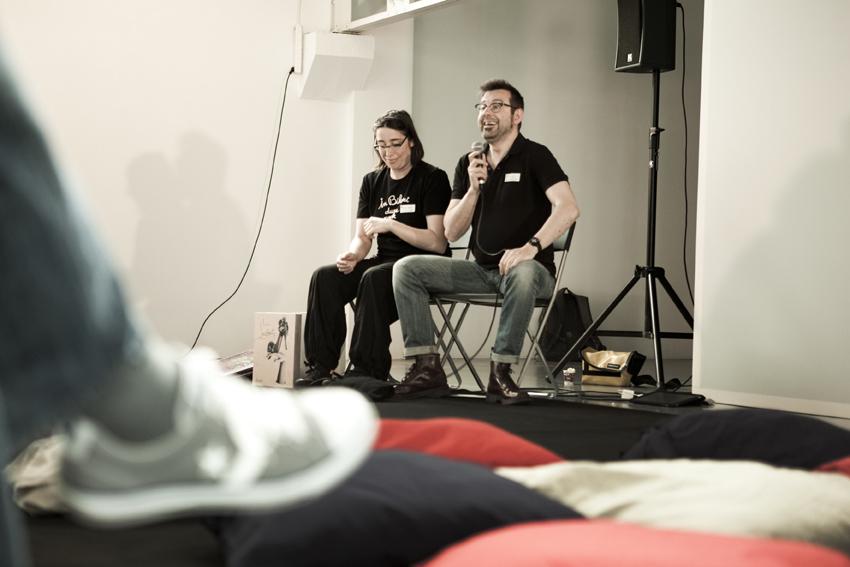 reveil creatif upupup lieu communmai 2012 Le Lieu Commun Toulouse avec le collec