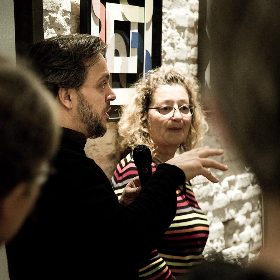 Réveil Créatif 67 avec Marina CarranzaToulouse Harry Cow 23 janvier 2019