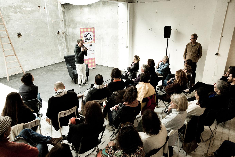 Réveil Créatif 70 avec Mahdi SérieStudio Lucette17 avril 2019